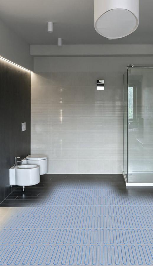 Монтаж електричної теплої підлоги